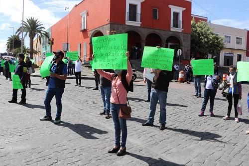 Deja Barbosa inoperantes a los municipios: Rosendo Morales