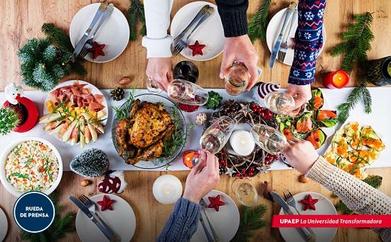 Proteger la salud de las personas es una prioridad, por ello, la cena de Navidad será virtual