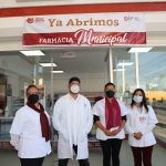 Karina Pérez inaugura la nueva Farmacia Municipal