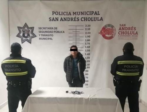SSPTM DE SAN ANDRÉS RECUPERA CAMIONETA ROBADA