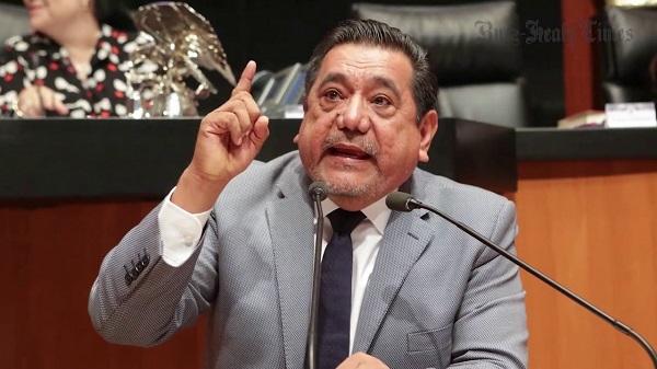 INDIGNACION SOCIAL POR INCLUIR A FELIX SALGADO,  PARA CANDIDATO DE MORENA EN GUERRERO