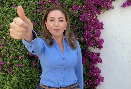 ANTE EL AGRADO DE MUCHOS, Y EL ENOJO DE POCOS, PAOLA ANGÓN ES CANDIDATA