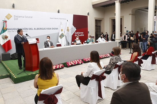 CONSTRUIRÁ GOBIERNO DEL ESTADO ALBERGUES PARA ADULTOS MAYORES EN MUNICIPIOS, ANUNCIA MBH