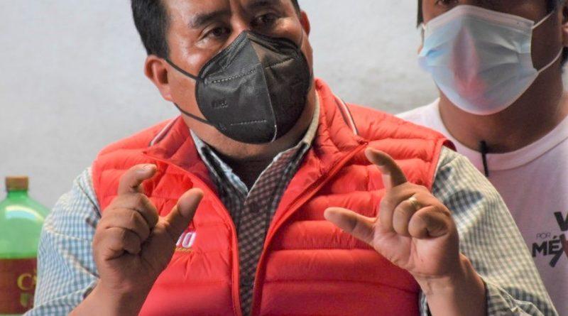 En defensa del presidente electo de Ocoyucan